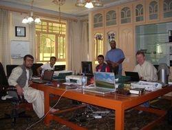 The Kabul office