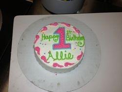 Happy Birthday Smash cake