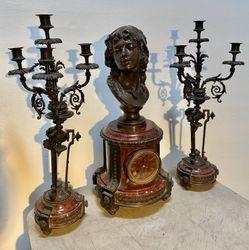 Garniture Suzon A. Rodin