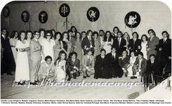 Baile de Finalistas 1972/1973