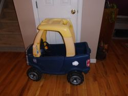 Little Tikes Cozy Coupe Truck - $60