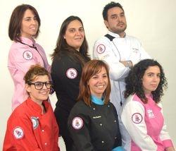 Um projecto a 6 , quando queremos conseguimos!!!Carla Rino, Ana Carreira, Nuno Gomes, Daniela, Catia Raquel, Sara Policarpio