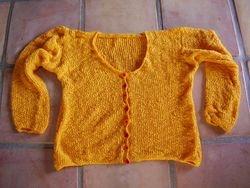 1.  tuck stitch jacket