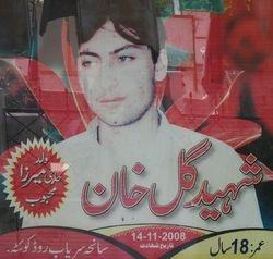 Shaheed Gul Khan (Walad Haji Mirza Mehbub)