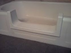 Bathtub Step modification