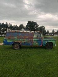 21.59 3/4 ton Chevy panel Van