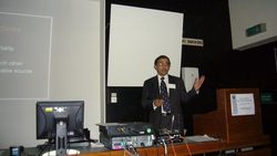 Mr M S Quraishi 's Lecture - Neck infections in Adults