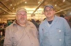 Roger & Brian Hoornbeeck