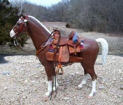 saddle set #86