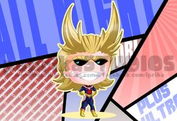 Chibi All Might