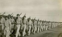 Summer - Barracks uniform: