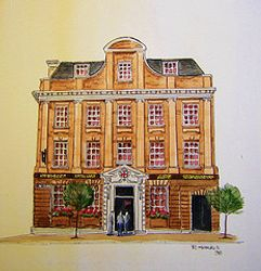 Hung Drawn & Quartered Hotel London
