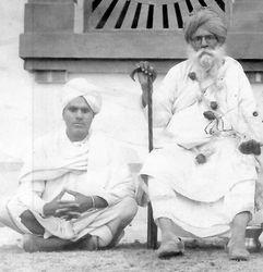 Shri 108 Sant Sarwan Dass Ji & Shri 108 Sant Gareeb Dass Ji