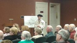 Mike Jesberger, Historical Reenactor