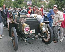 1902 Mercedes Simplex 28 HP Tourer