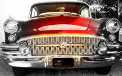59. 55 Buick Special 4 dr. h/t