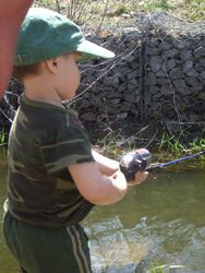 Fishing Fun For all AGES!!