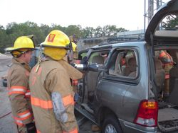 06-07-11 Extrication Drill