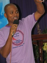 PP Day Life In The Word Church. OchoRios. St. Ann -Dec. 2009