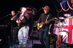 Beatles tribute concert - Sugar's 2-8-14