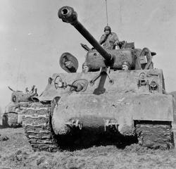 M4A3 76mm HVSS: