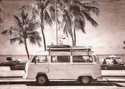 VW Van - Vintage