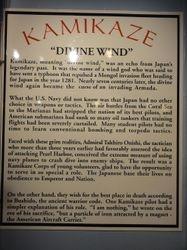 Interesting to see the  original reason that led to the Kamakazi pilots