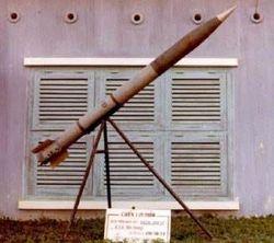 Enemy 122mm Rockets:
