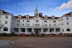 Stanley Hotel at Estes Park CO