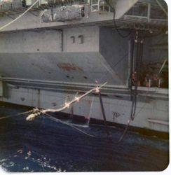 USS Saratoga CVA-60