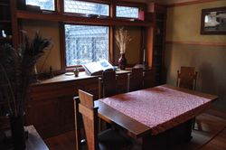 Children's Study, Frank Lloyd Wright Home & Studio, Oak Park