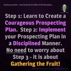 Take Seriously the Skills of Self-Discipline... - #KeySuccessIdeas