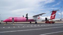 QantasLink Dash 8-400 VH-QOH