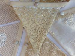 15 flag silk & lace