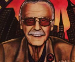 """Stan Lee"", ""Producer"", ""Marvel"",""The Master of the Marvel Universe"","