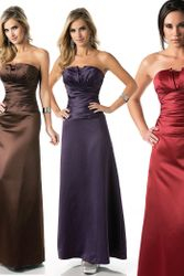 Bridesmaid Dresses in Every Color