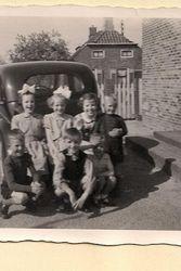Picture taken in 1953 Houwerzijl