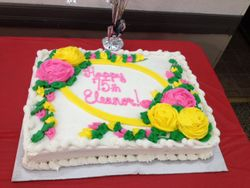Eleanor Sr. Birthday