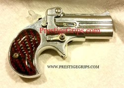 DAVIS INDUSTRIES DERRINGER smooth red CFmounted