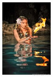Sea Siren Fire Eater