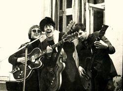 My First Band in Minsk, Belarus, 1971