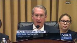 House Judiciary Committee Hearing on Internet Social Media Cencoring of Conservative Speech