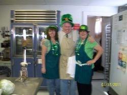Our Kitchen Staff