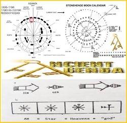 Stonehenge Moon Calendar