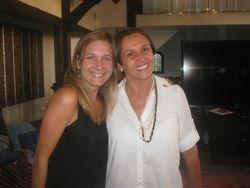 BINI birth trained with Ana Paula Markel