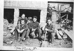 S-59 Seeger Farm Crew Members