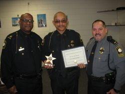 Sr. Officer Ron Wilson - Appreciation Award