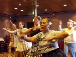Ho okele Cruise Workshop with Kumu Amy Stillman