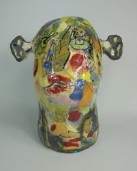 Mary Jones Ceramics.  Three thoughts.