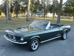 14. 67 Ford Mustang Convertible